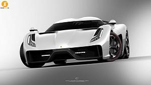 خودروی مفهومی پروژه F فراری