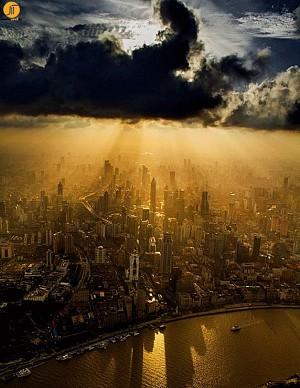 تاورکرین در شانگهای