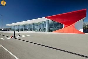 طرح فرودگاه بین المللی گرجستان توسط گروه معماری UNStudio