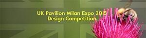 مسابقه ی طراحی غرفه ی بریتانیا برای اکسپو 2015 میلان