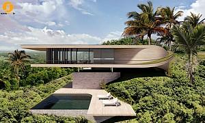 ویلای Bail Hill Architect