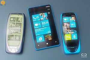 چه میشد اگر گوشیهای همراه قدیمی هوشمند بودند؟
