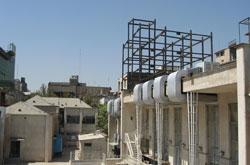 حریم خیابان ادیان ابراهیمی با بلند مرتبه سازی شکسته شد