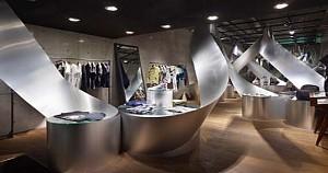 ایده ای مدرن برای طراحی داخلی