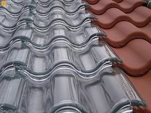 متریال: کاشی سقف های شیروانی با قابلیت جذب انرژی