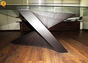 ساخت میز منحصر بفرد از گروه معماران آرل