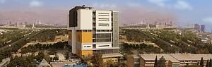 معماری داخلی مرکز تحقیقات مخابرات ایران(ITRC)