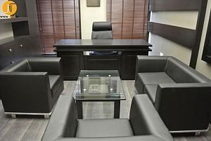 معماری داخلی دفتر کار - پروژه ی جردن