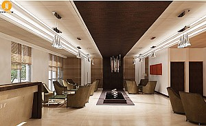 طراحی و اجرای ساختمان جدید هتل بین المللی سیمرغ