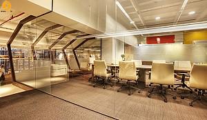 طراحی دفتر کار Arzum