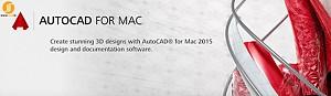 اتوکد 2015 برای کامپیوترهای اپل با ویژگی های جدید