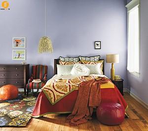 5 طرح زیبا و ساده برای طراحی اتاق خواب