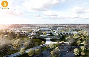 گروه بیک در لیست مسابقه طراحی بیمارستان