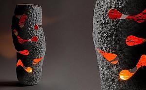 طراحی شمع دان توسط Donatas Žukauskas - بازی سایه ها