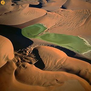 دیافراگم: توپوگرافی / تصاویر زیبای زمین از دید پرنده