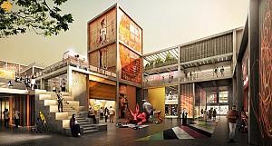 طراحی فاز دوم منطقه دبی توسط فاستر + شرکاء