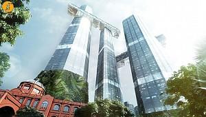 توسعه مجدد برج های KRRISH