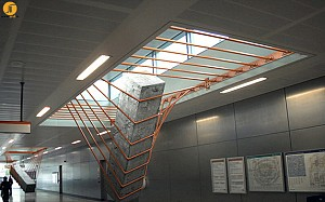 طراحی داخلی با توجه به نگرش ریاضی و معماری