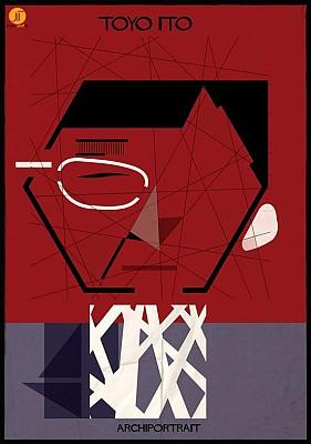 هنر پرتره و معماری: فدریکو بابینا