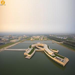 اولین پروژه آلوارو سیزا در چین