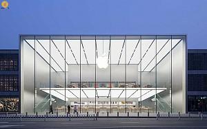 طرح فروشگاه اپل (Apple Store) کانادا