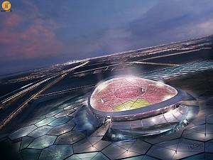 نورمن فاستر، برنده مسابقه طراحی استادیوم اصلی جام جهانی 2022 قطر