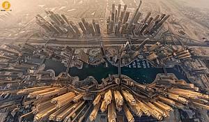 معماری منظر با نگرش آینده: دبی
