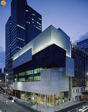 مركز هنرهاي روزنتال از زاها حديد