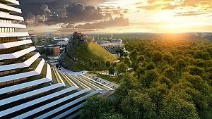 گروه معماری nice برنده ی مسابقه ی آدلااید استرالیا به انتخاب مردم