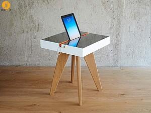 طراحی میز داخلی با صفحات خورشیدی