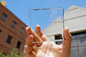 ساخت صفحات خورشیدی LSC به صورت شفاف