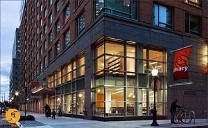 معماری کتابخانه عمومی نیویورک