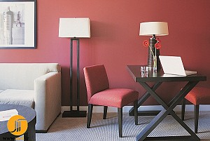 بررسی سیستم های رنگی در طراحی داخلی(1)