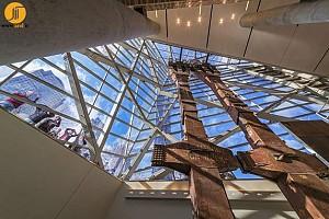 افتتاح موزه بین المللی 11 سپتامبر در محل سابق مرکز تجاری جهانی