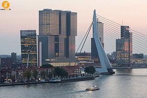 برج De Rotterdam