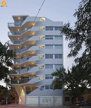طراحی آپارتمان روساریو آرژانتین