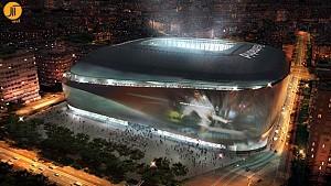 رئال مادرید و توسعه ورزشگاه سنتیاگو برنابئو