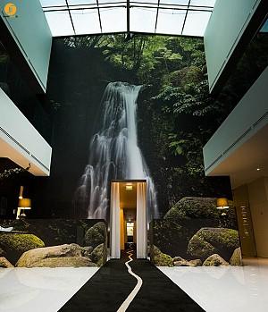 طراحی داخلی هتل بوتیک جزیره Azorean
