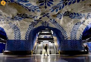 مترو استکهلم