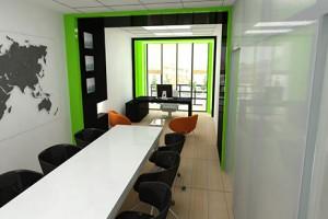 Kontor interiør design
