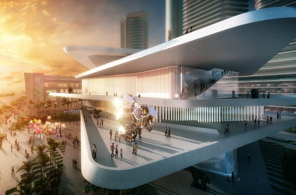 Ny latin Amerikansk kunst museet i Miami
