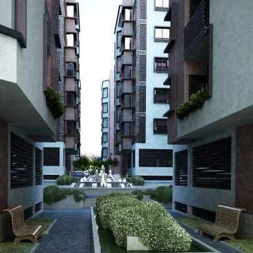 180 – квартирный Жилой комплекс