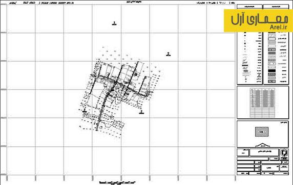 دانلود نقشه دانه بندی روستای حاجی آباد