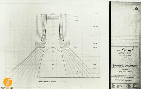 برج آزادی،شهیاد