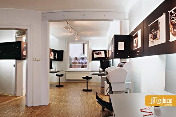 طراحی داخلی شرکت پستی،دکوراسیون داخلی دفتر پستی،دکوراسی.ن داخلی شرکت محصولات پستی آندریاس