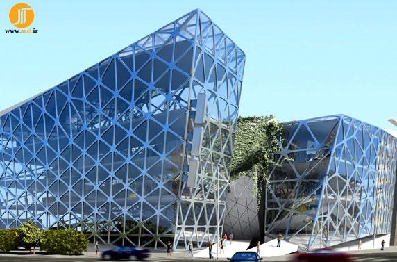 طراحی نما،معماری،نمای ساختمان