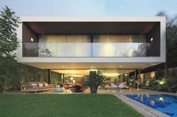 Casuarinas for 1st floor balcony design