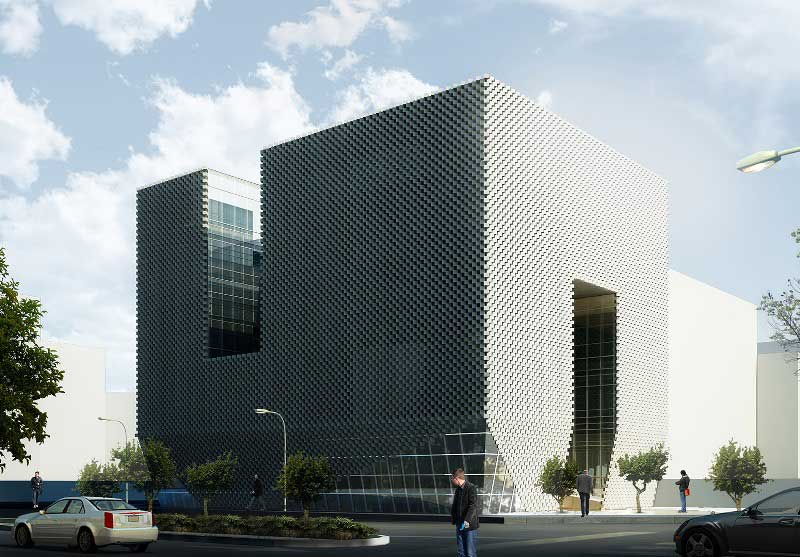 معماری وکلای قزوین