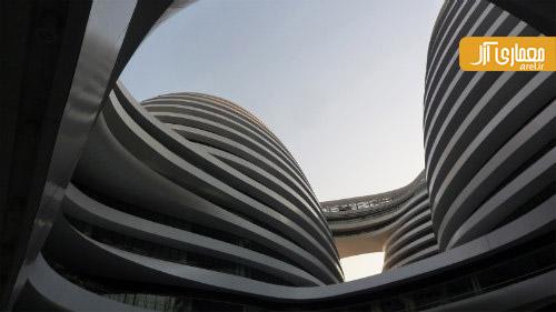 برترین معماری 2013 ،کهکشان سوهو، پکن، چین
