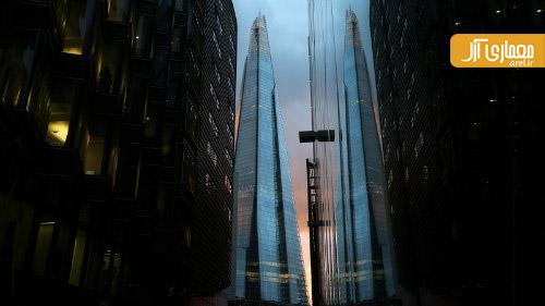 برترین معماری 2013 ،برج شارد ، لندن، انگلستان